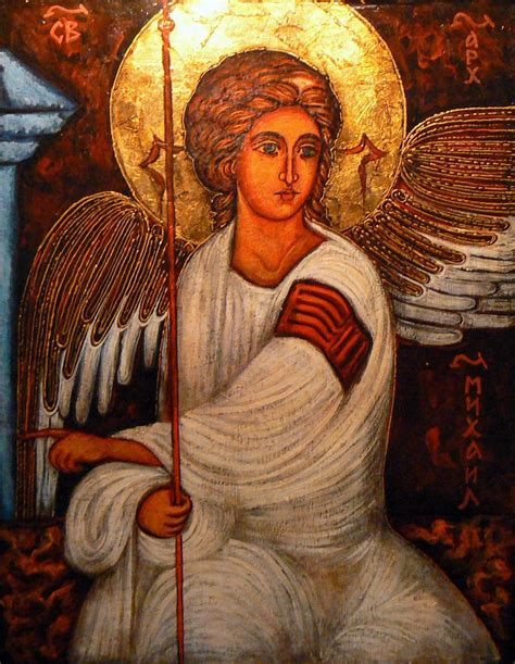 Archangel Michael who is michael the archangel