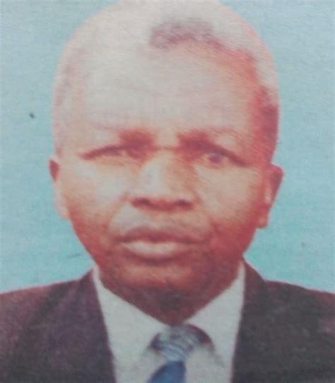 Search Obituaries By Address Mwalimu Kanyuira Mwakano Obituaries