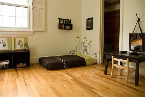 bed in floor are montessori floor beds bad for your baby or toddler s