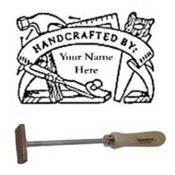 Handcrafted By Branding Iron - custom branding irons add your signature