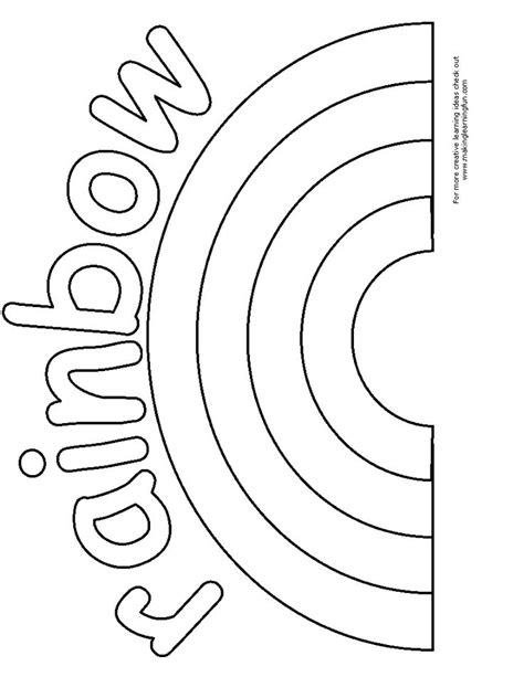 coloring pages church preschool rainbow coloring page church crafts and lessons