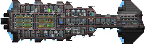 ship upgrades starbound building ship let s see your ship page 24