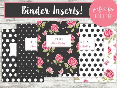 design cover for binder digital file binder cover designs custom college