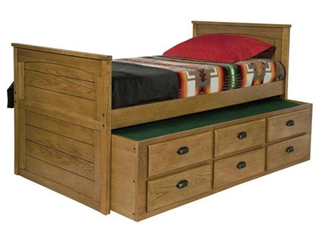 Bed With Drawer by Beds With Drawers Underneath Design And Decorations Ideas