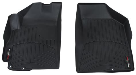 Santa Fe Floor Mats by Weathertech Floor Mats For Hyundai Santa Fe 2011 Wt442981