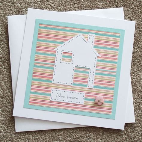 Handmade New Home Card Ideas - 17 best images about new home cards on cards