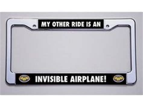 airplane license plate frames rosie 11x17 awesome this and costumes