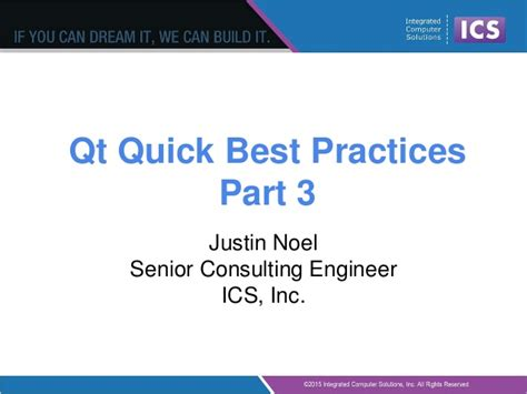 qt programming best practices best practices in qt quick qml part iii