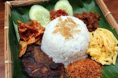 ara membuat nasi kuning 17 best images about indonesian rice and noodle on
