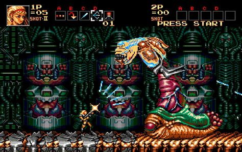 emuparadise contra contra the hard corps japan rom