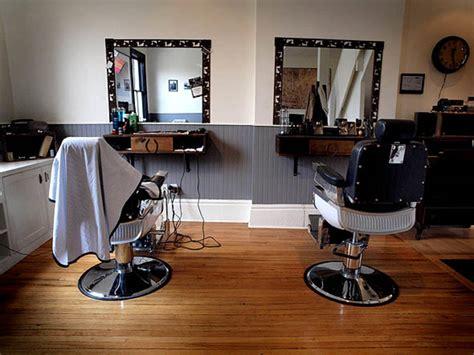 Meja Pangkas Rambut Garrison S Barbershop Blogto Toronto