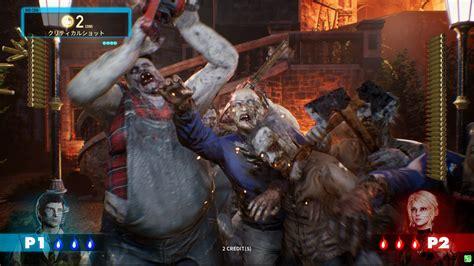 house of dead house of the dead scarlet dawn annunciato il ritorno degli zombie in un nuovo