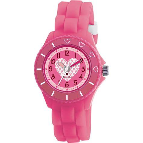 pink with quartz movement tk0023