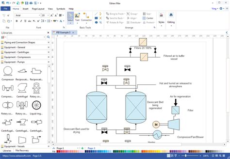p id diagram software create p id for word