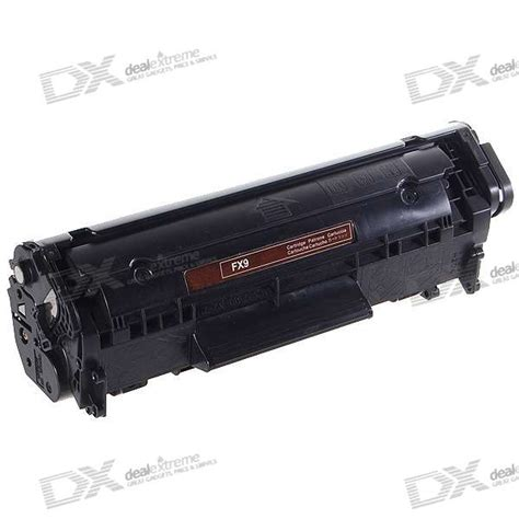 Toner Fx9 fx9 compatible printer toner cartridge for canon fax100 l120 110 free shipping dealextreme