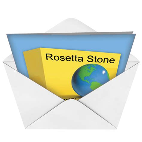 Rosetta Stone Gift Card - rosetta stone funny father s day greeting card nobleworks