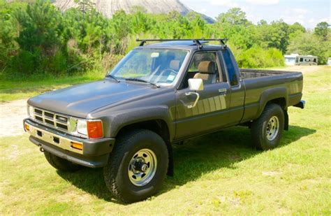 1985 Toyota Sr5 For Sale 1985 Toyota Sr5 4x4 Xtra Cab For Sale On Bat
