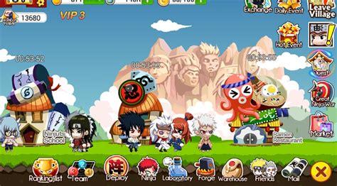 mod game ninja heroes offline ninja heroes latest v1 1 0 apk offline update 2016 gratis