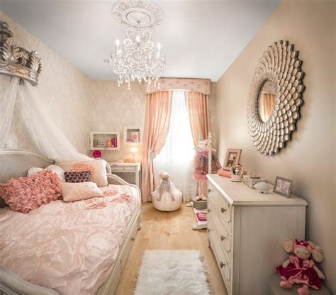 princess inspired bedrooms girls room chandelier kids tropical with pink canopy