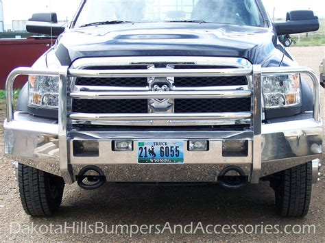 Ram Aluminium dakota bumpers accessories dodge aluminum truck
