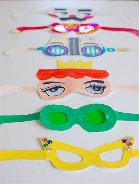 How To Make Paper Glasses For - 12 new year s ideas crafts