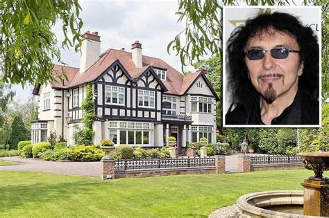 Tony House by Black Sabbath Tony Iommi Home On Market For 163 3m