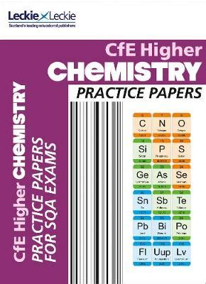 practice papers for sqa exams cfe higher chemistry practice papers for sqa exams by barry