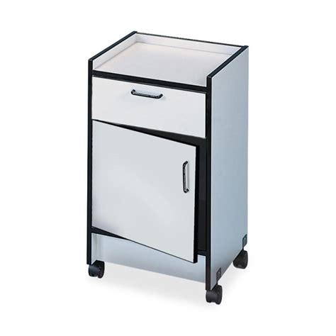 Mobile Cart With Drawers by Printer