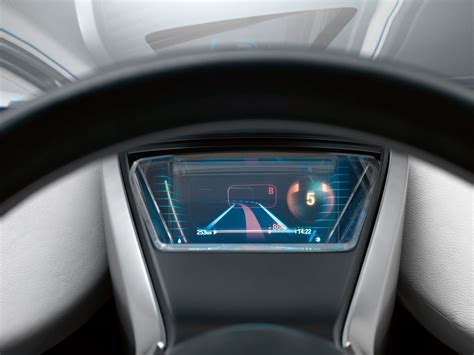 Bmw Efficient Dynamics Aufkleber by Bmw Vision Efficientdynamics Concept Interior Car