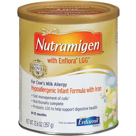 Enfamil A Pf nutramigen with enflora lgg baby formula 12 6 oz powder