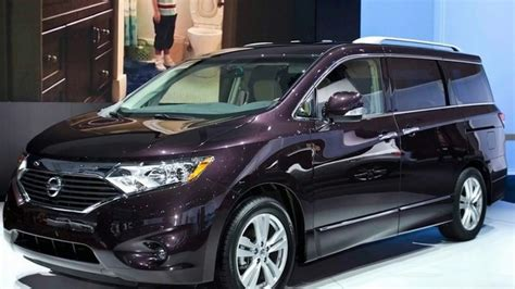nissan minivan 2018 2018 nissan quest price car release date and review