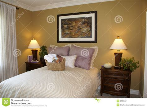 pictures of bedrooms beautiful stylish guest bedroom stock photography image