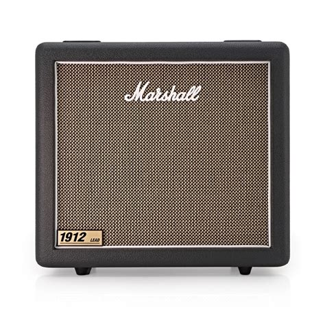 Marshall Guitar Cabinet by Disc Marshall 1912 Vintage 1 X 12 Guitar Speaker Cabinet