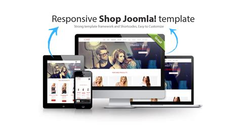 joomla store template lt shop responsive joomla shopping template