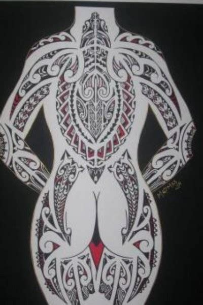 female polynesian tribal tattoos 48 coolest polynesian designs