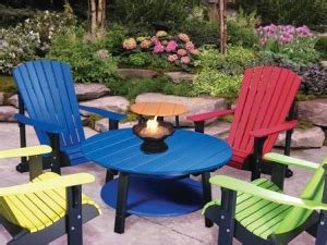 Colorful Adirondack Chairs by Colorful Adirondack Chairs
