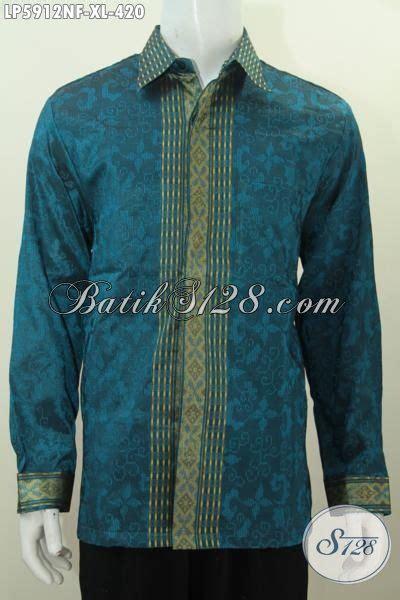 Kemeja Tenun Size Xl 2 baju tenun modern kwalitas istimewa buatan jawa tengah