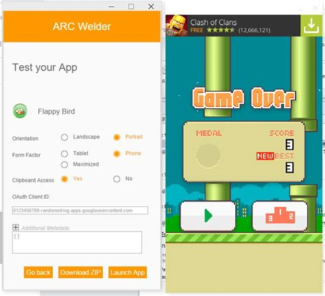 android themes extension run android apps in chrome with arc welder extension