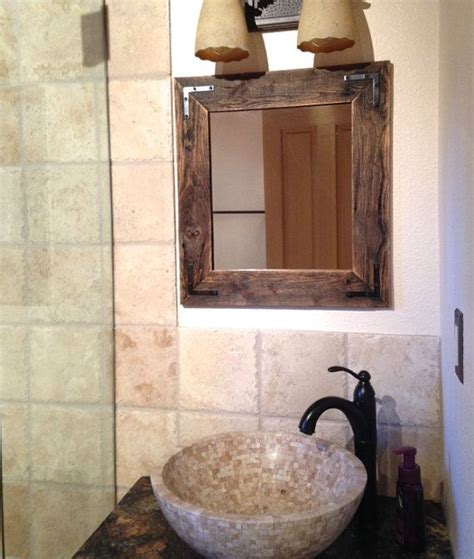 cabin bathroom mirrors 17 best images about mirrors on pinterest rustic wood