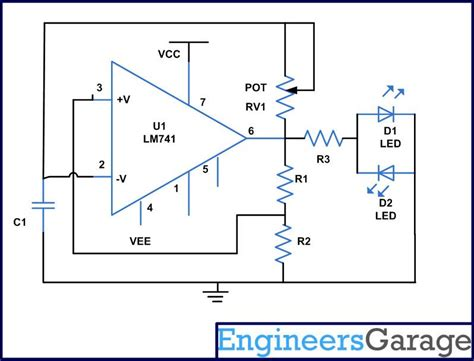 voltage across capacitor in astable multivibrator op tutorial 3 astable multivibrator using op negative feedback circuits