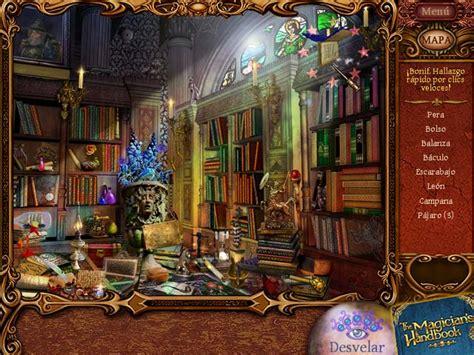 objetos ocultos juegos gratis en juegosdiarios jugar a the magician s handbook ii blacklore en l 237 nea