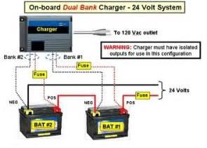 24 volt trolling motor battery wiring