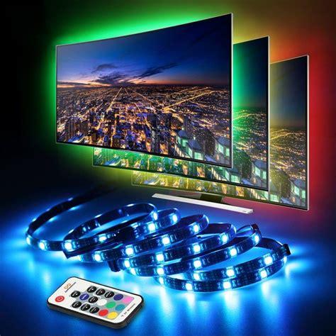 led tv backlight infinitoo led lights  cm set usb