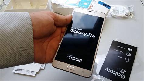 Handphone Samsung J7 Malaysia Unboxing Samsung Galaxy J7 2016 Malaysia