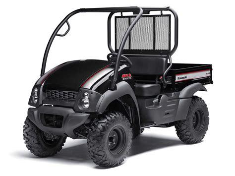 new 2016 kawasaki mule 600 2016 kawasaki mule 610 and mule 600 model range atv