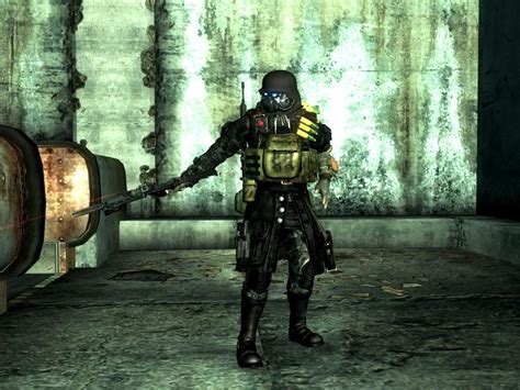mod freebooter armor for type3 fallout 3 fallout mod freeboter armor fallout 3 type 3 armor replacers novoblgaz