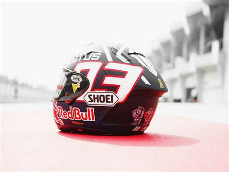 design helm marc marquez marc marquez 2014 helmet by shoei drivespark news