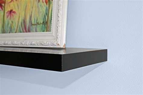 25 Inch High Bookcase Inplace Shelving 9084674 Floating Wall Shelf 48 Inch Wide