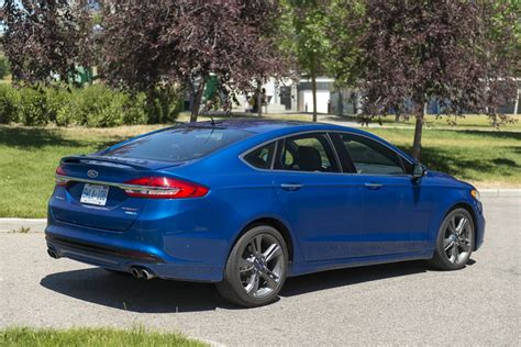 ford fusion sport review   hp unassuming sedan