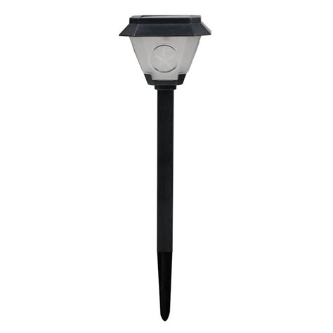 Hton Bay Solar Distressed Black Outdoor Integrated Led Hton Bay Solar Lights Review
